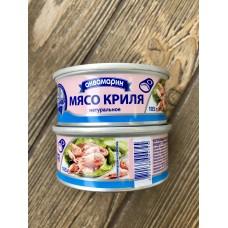 Мясо криля, ж/б, 105 гр