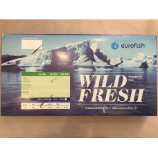 Филе трески без кожи в коробке 6,8 кг