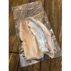 Филе сельди слабой соли в вакумной упаковке по 300 г