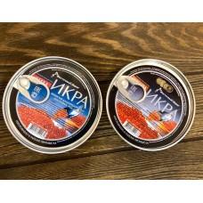 """Икра нерки """"Восточный берег"""" 200 гр"""