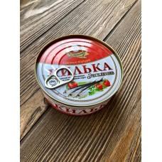 Килька балтийская в томатном соусе