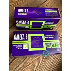 Омега-3 с ламинарией и витамином Е