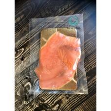 Сёмга слабой соли филе-ломтики 150 гр